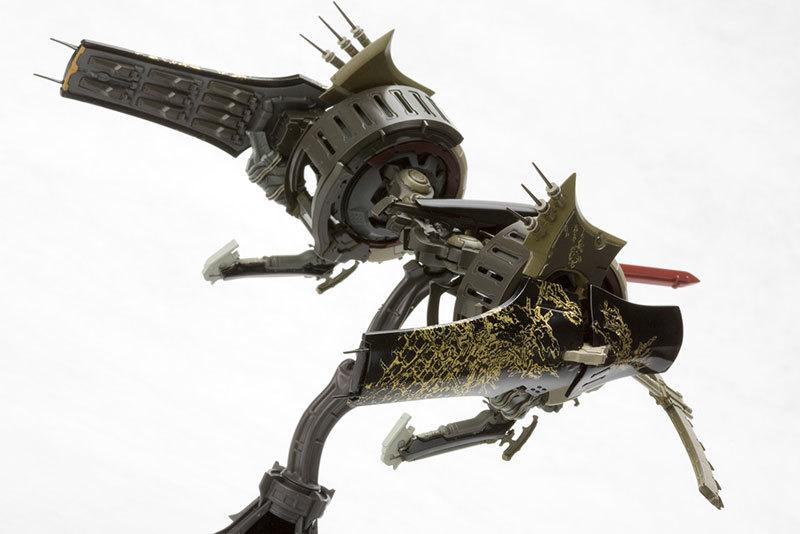 斑鳩 飛鉄塊 斑鳩[塗仏] プラスチックキットTOY-SCL3-14037_06
