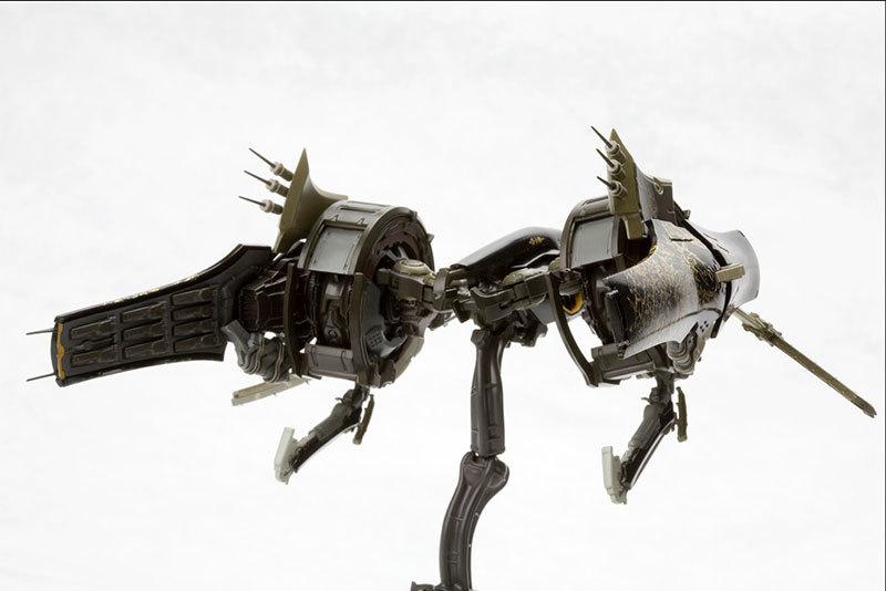 斑鳩 飛鉄塊 斑鳩[塗仏] プラスチックキットTOY-SCL3-14037_08