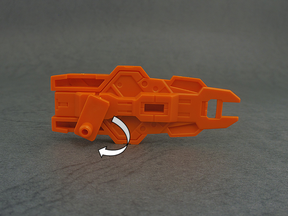 30mm 近接アーマー オレンジ18