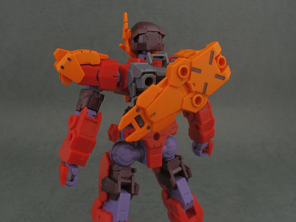 30mm 近接アーマー オレンジ19
