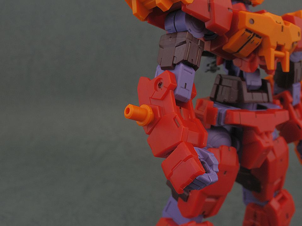 30mm 近接アーマー オレンジ20