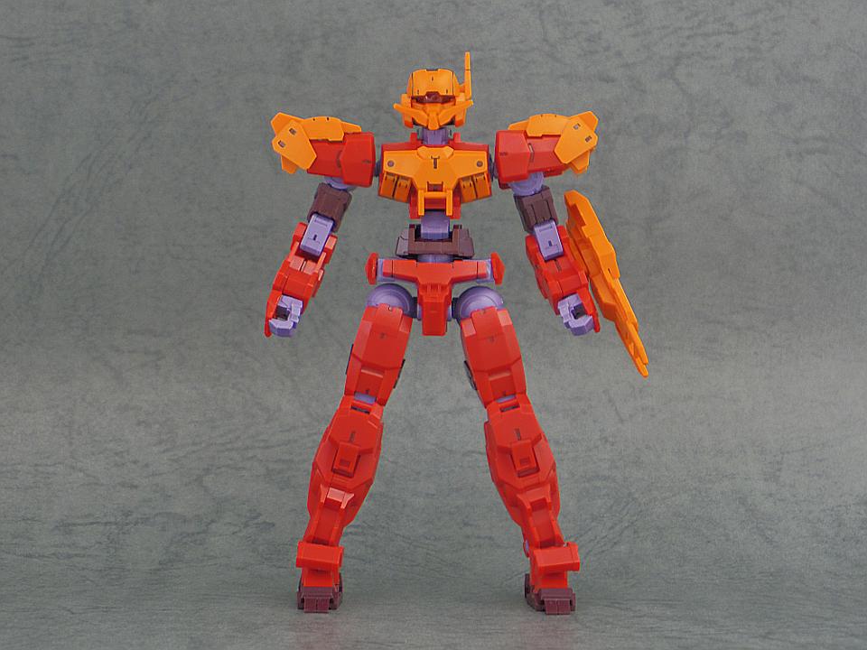 30mm 近接アーマー オレンジ4