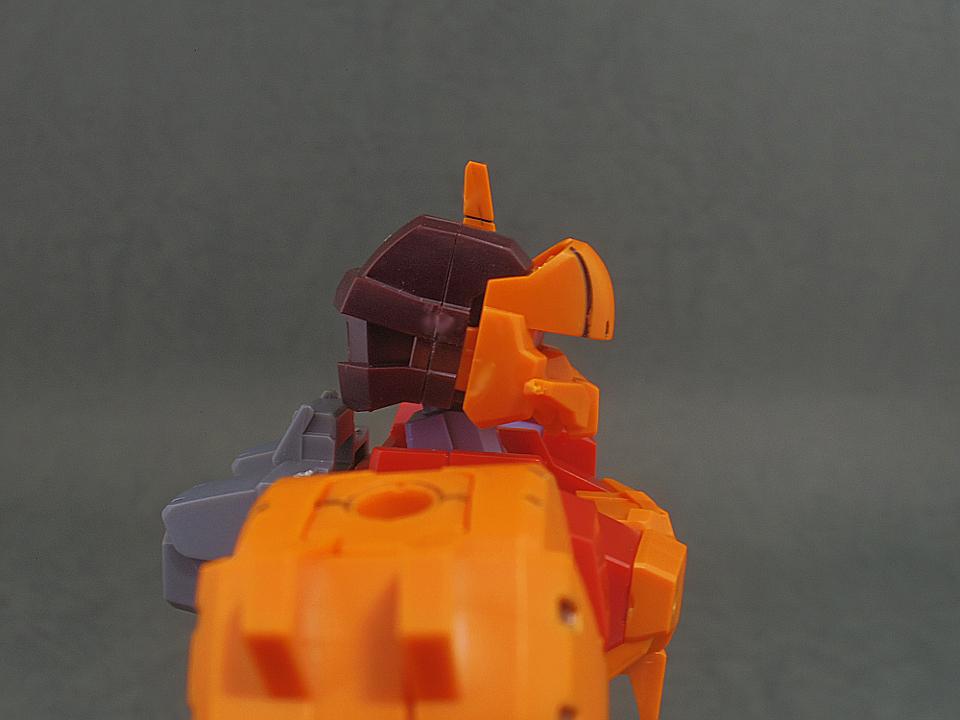 30mm 近接アーマー オレンジ10