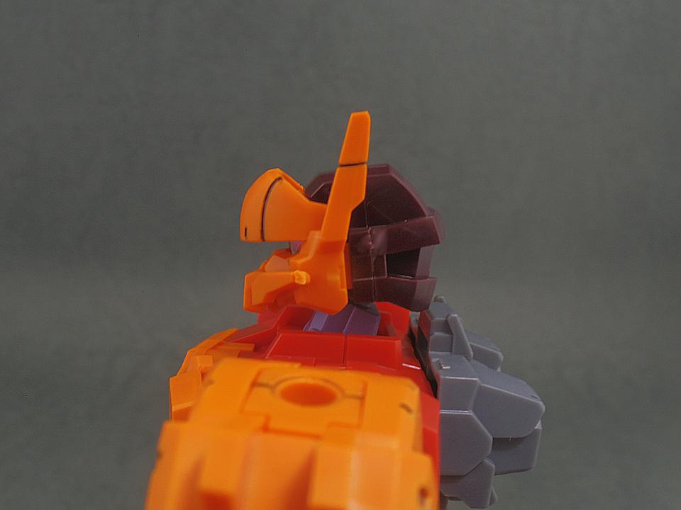 30mm 近接アーマー オレンジ11