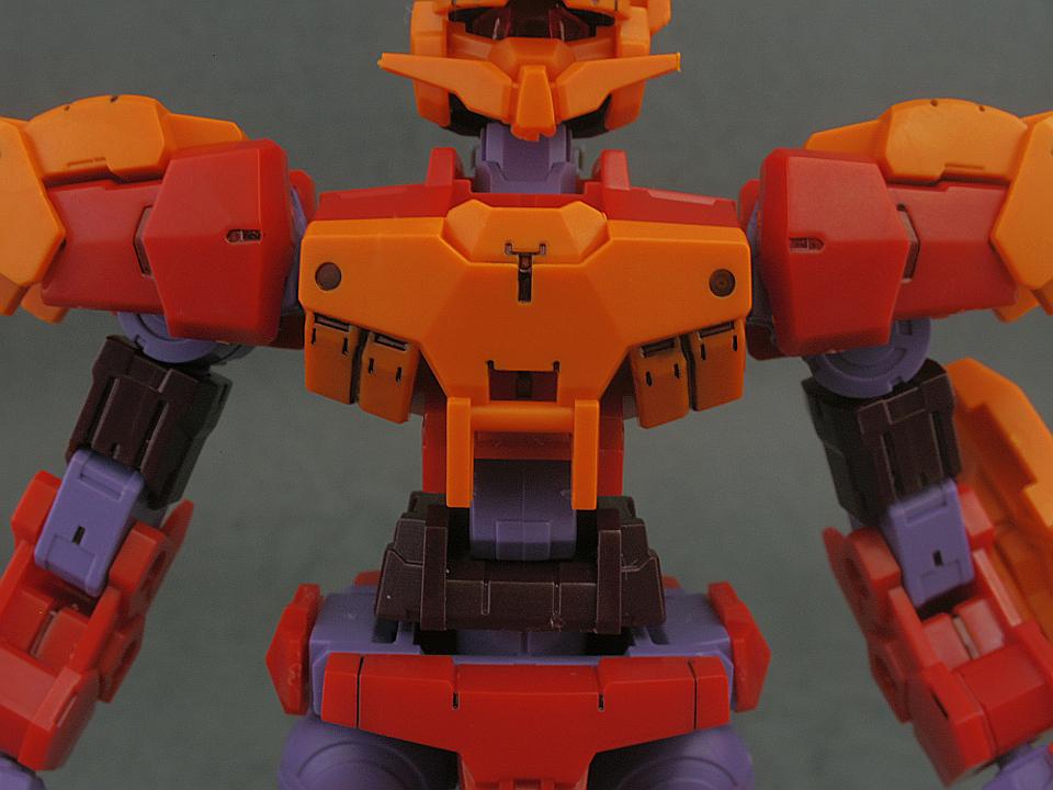 30mm 近接アーマー オレンジ12