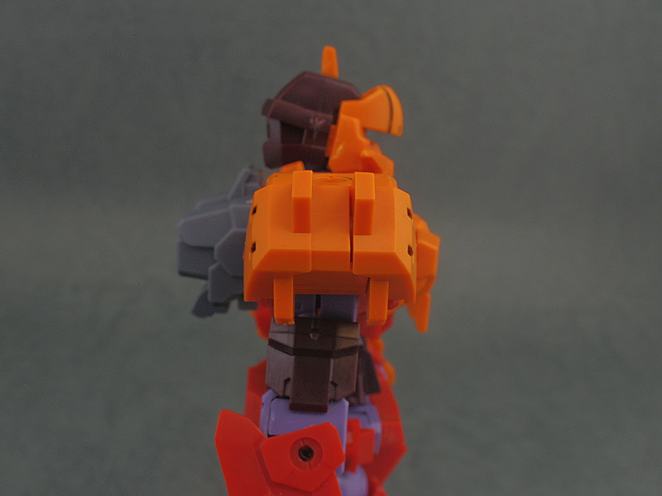 30mm 近接アーマー オレンジ14