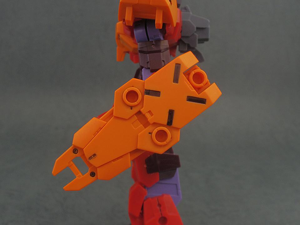 30mm 近接アーマー オレンジ16