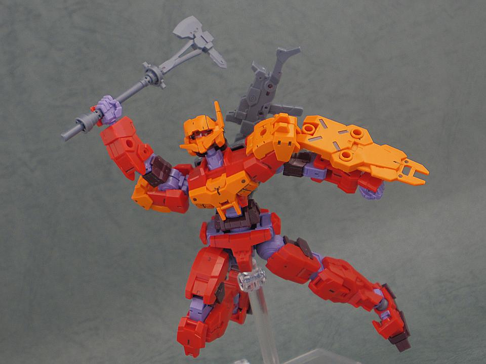 30mm 近接アーマー オレンジ25