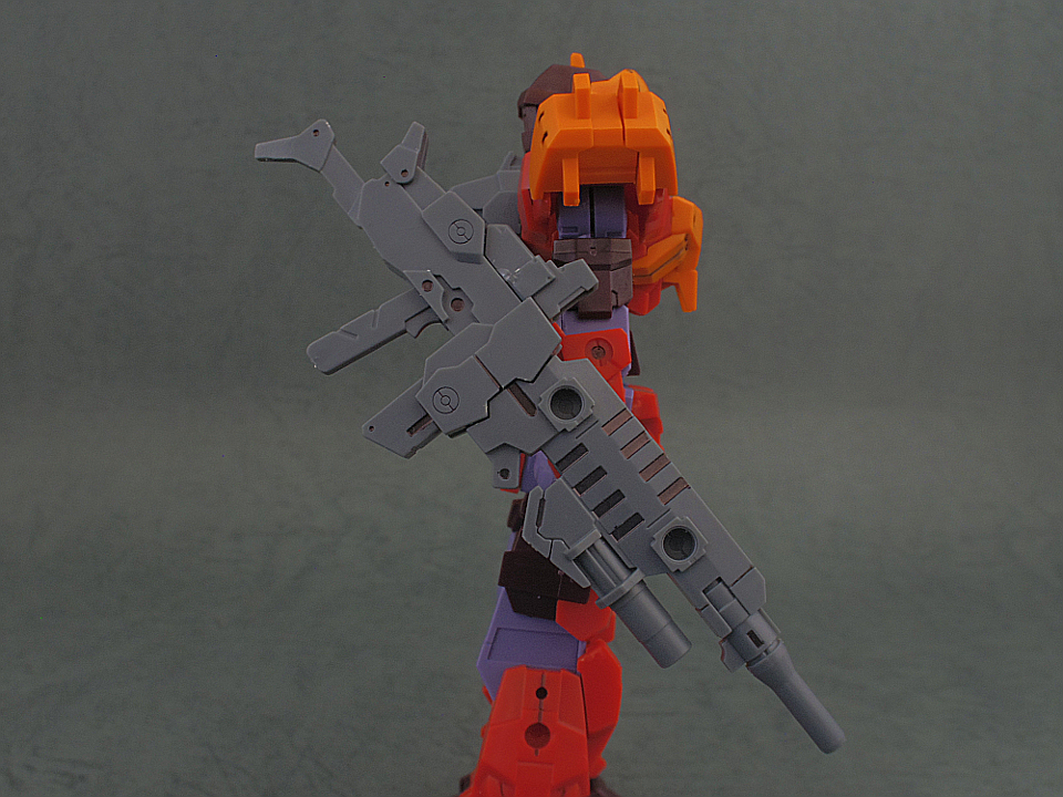 30mm 近接アーマー オレンジ21