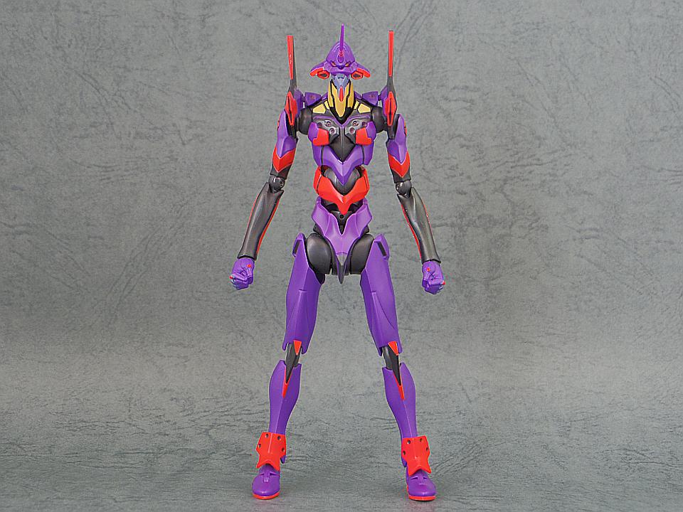ROBOT魂 エヴァ初号機 覚醒1