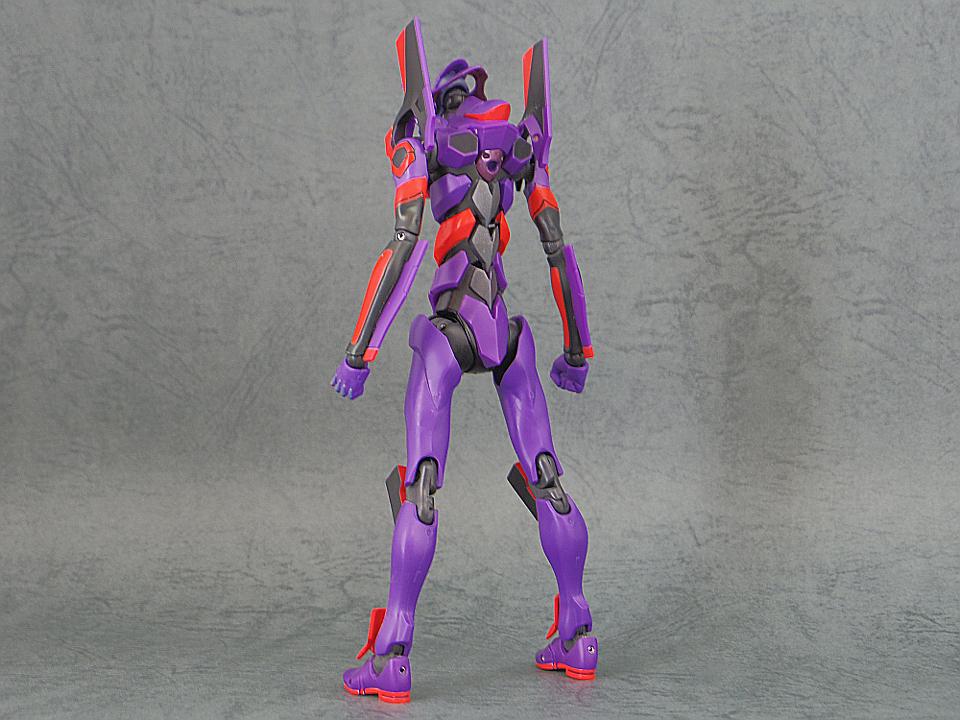 ROBOT魂 エヴァ初号機 覚醒4