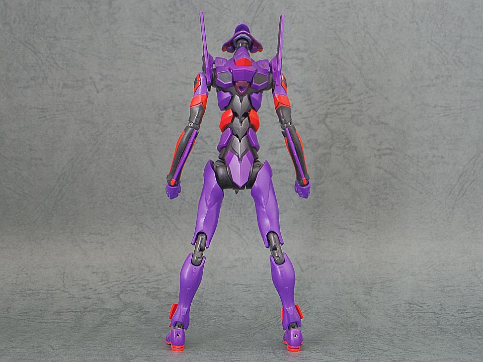 ROBOT魂 エヴァ初号機 覚醒5
