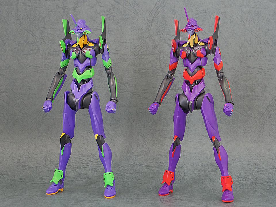 ROBOT魂 エヴァ初号機 覚醒6