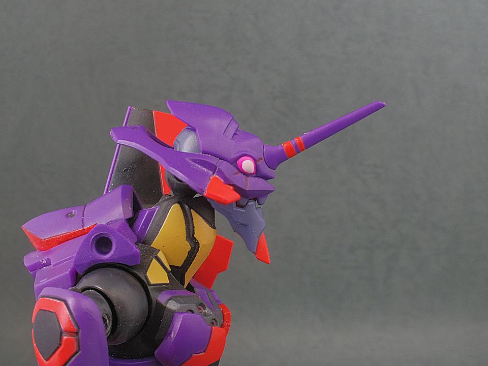 ROBOT魂 エヴァ初号機 覚醒11