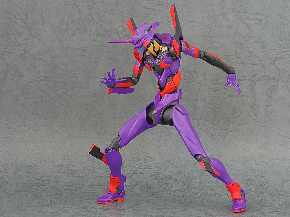 ROBOT魂 エヴァ初号機 覚醒47
