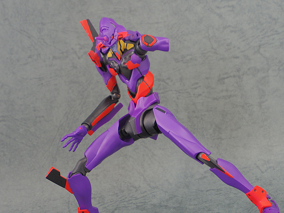 ROBOT魂 エヴァ初号機 覚醒50