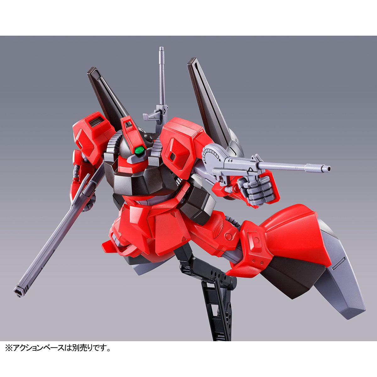 HG リック・ディアス(クワトロ・バジーナ機)09