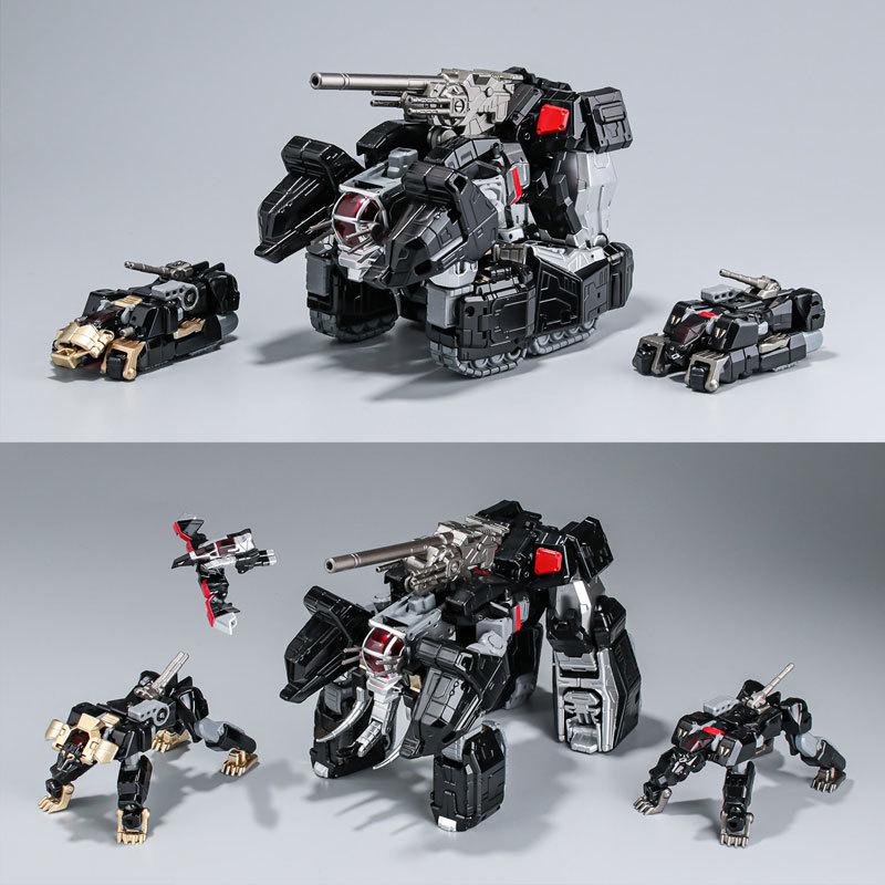 "METAMOR-FORCE ""BARI""ATION 超獣機神ダンクーガ ファイナルダンクーガFIGURE-057239_11"