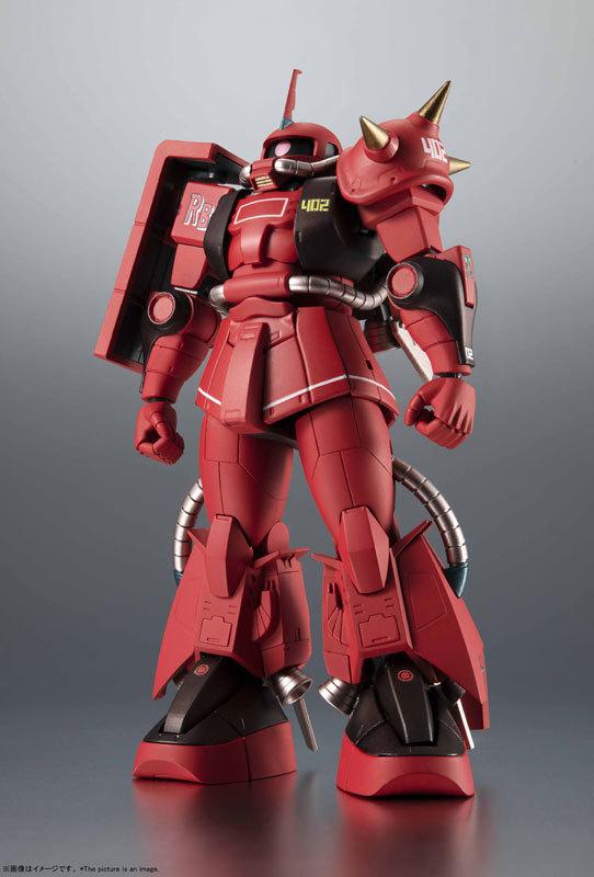 ROBOT魂 〈SIDE MS〉 MS-06R-2 ジョニー・ライデン専用高機動型ザクIIFIGURE-056688_02