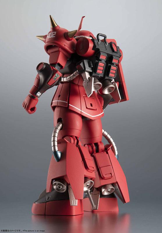 ROBOT魂 〈SIDE MS〉 MS-06R-2 ジョニー・ライデン専用高機動型ザクIIFIGURE-056688_03
