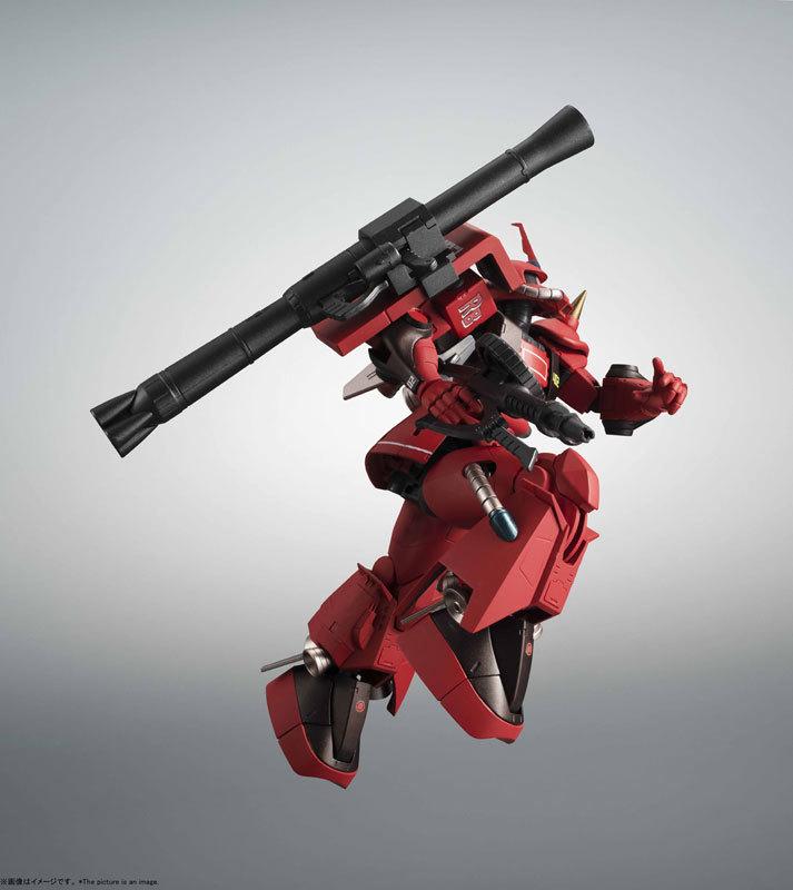 ROBOT魂 〈SIDE MS〉 MS-06R-2 ジョニー・ライデン専用高機動型ザクIIFIGURE-056688_04