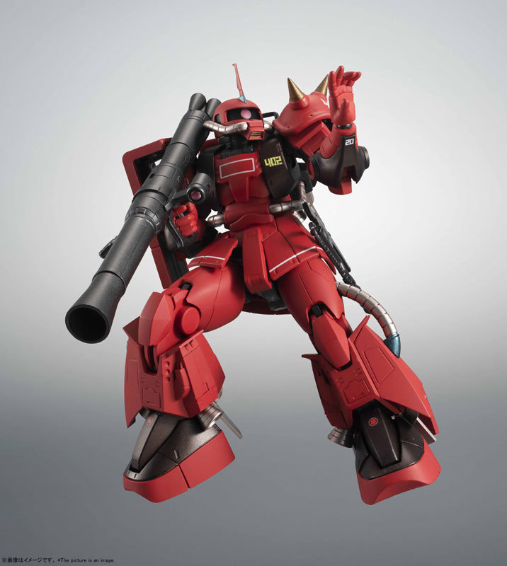 ROBOT魂 〈SIDE MS〉 MS-06R-2 ジョニー・ライデン専用高機動型ザクIIFIGURE-056688_05