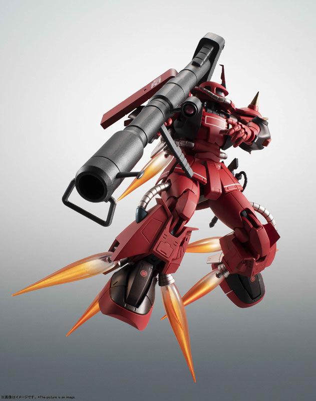 ROBOT魂 〈SIDE MS〉 MS-06R-2 ジョニー・ライデン専用高機動型ザクIIFIGURE-056688_06