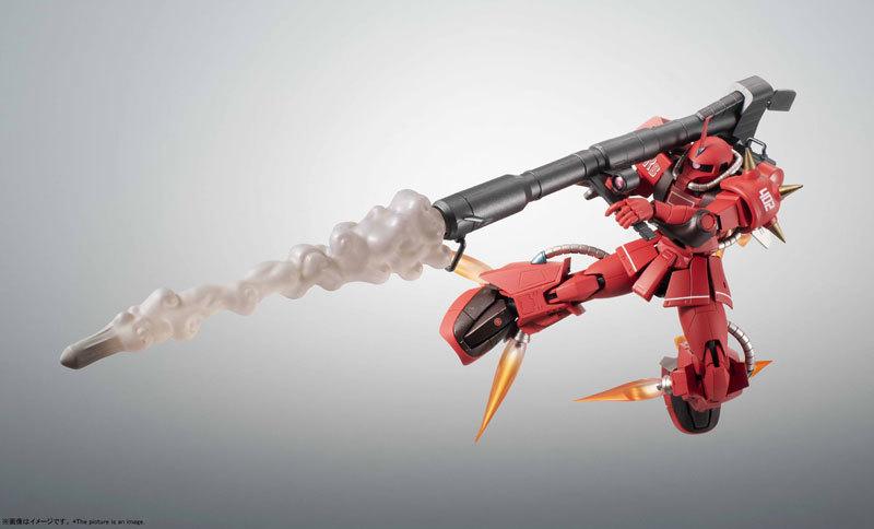 ROBOT魂 〈SIDE MS〉 MS-06R-2 ジョニー・ライデン専用高機動型ザクIIFIGURE-056688_07