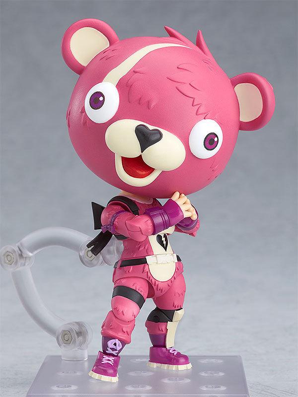 ねんどろいど フォートナイト ピンクのクマちゃんFIGURE-055734_01