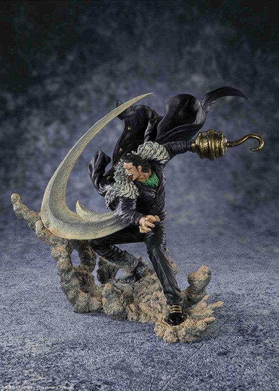 フィギュアーツZERO[EXTRA BATTLE]サー・クロコダイル -頂上決戦-FIGURE-056272_03