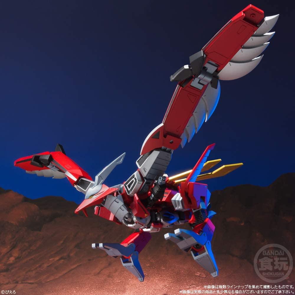 スーパーミニプラ 忍者戦士 飛影Vol2GOODS-00383602