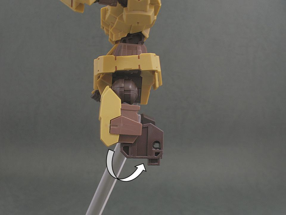 30MM アルト(陸戦仕様) ブラウン52