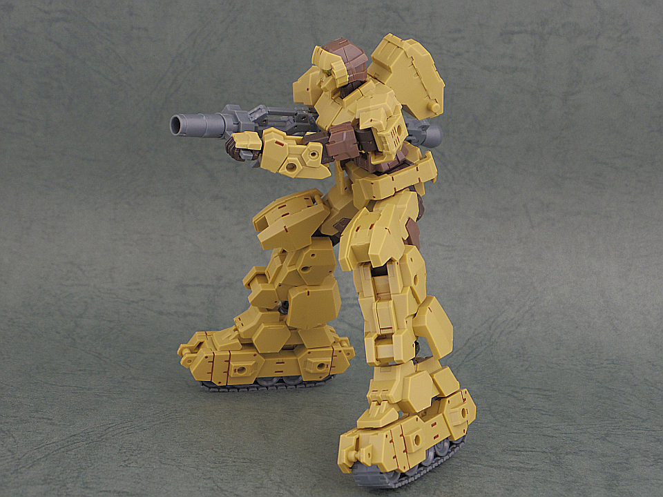 30MM アルト(陸戦仕様) ブラウン69