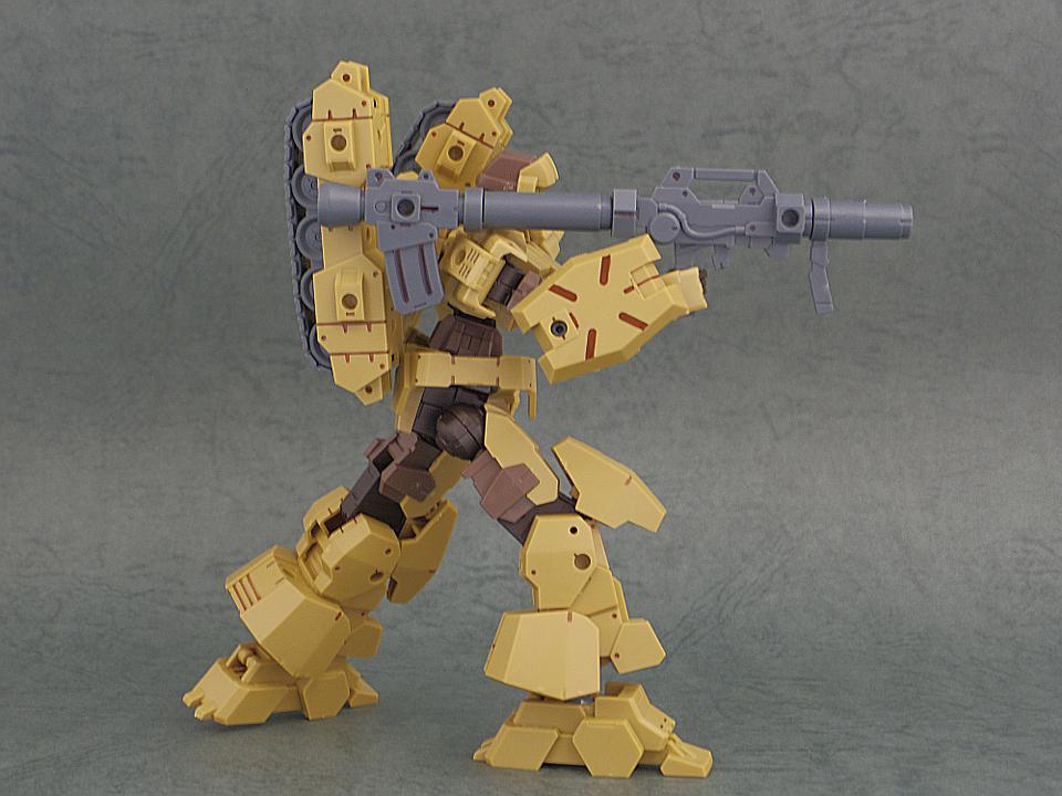 30MM アルト(陸戦仕様) ブラウン61