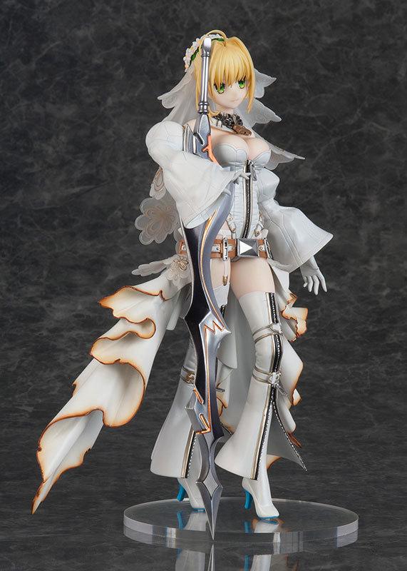 FateGrand Order セイバーネロ・クラウディウス[ブライド] 完成品フィギュアFIGURE-035319_05