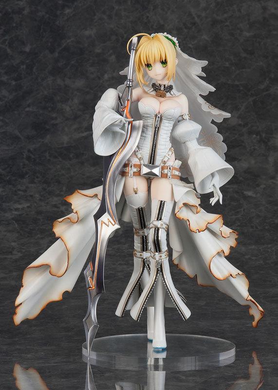 FateGrand Order セイバーネロ・クラウディウス[ブライド] 完成品フィギュアFIGURE-035319_01