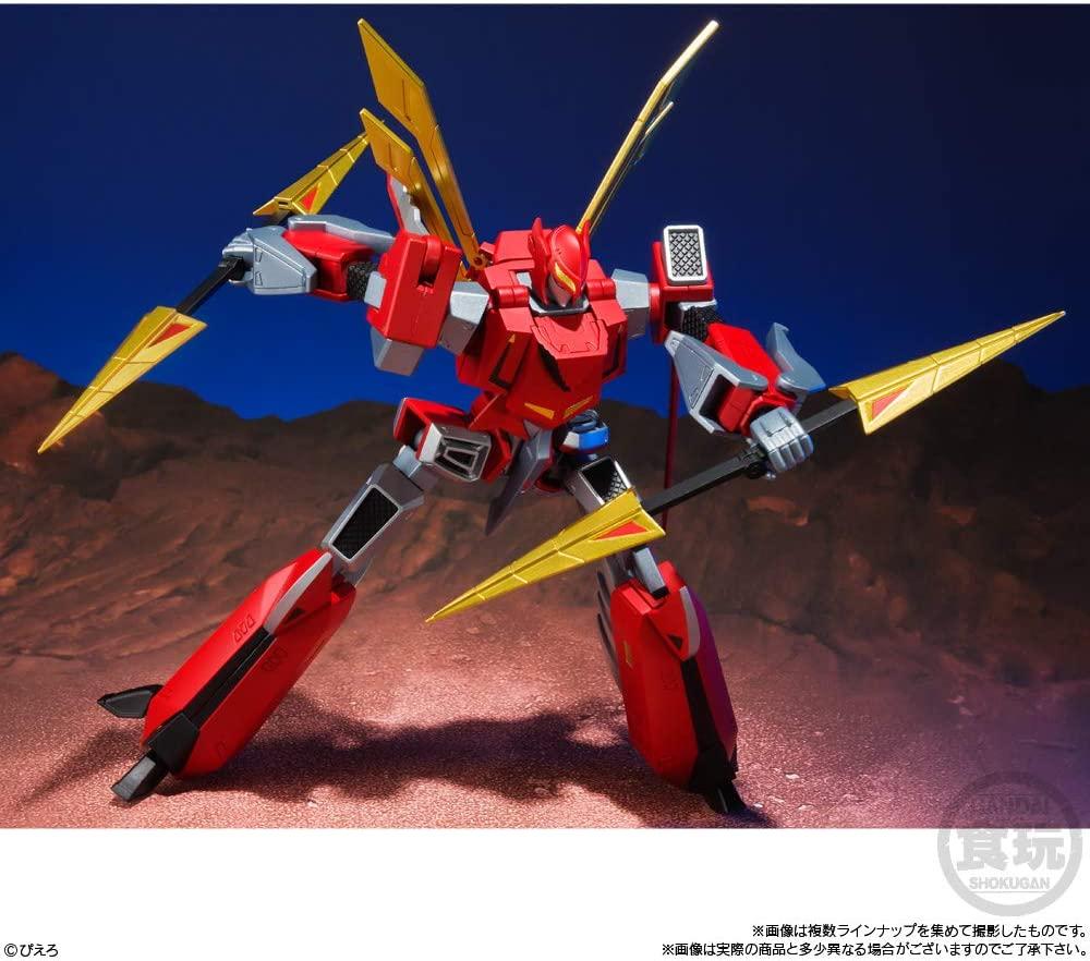 スーパーミニプラ 忍者戦士 飛影Vol2GOODS-00383605