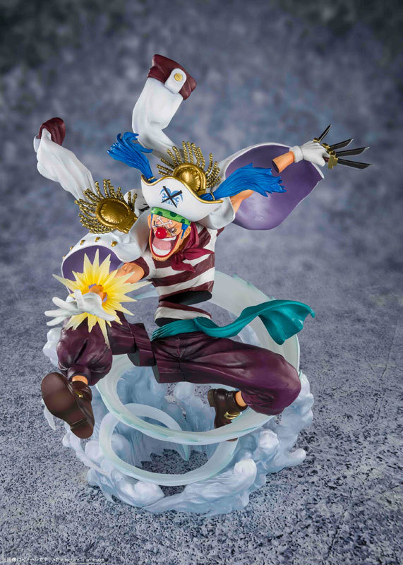 フィギュアーツZERO[EXTRA BATTLE]道化のバギー -頂上決戦-FIGURE-056273_01