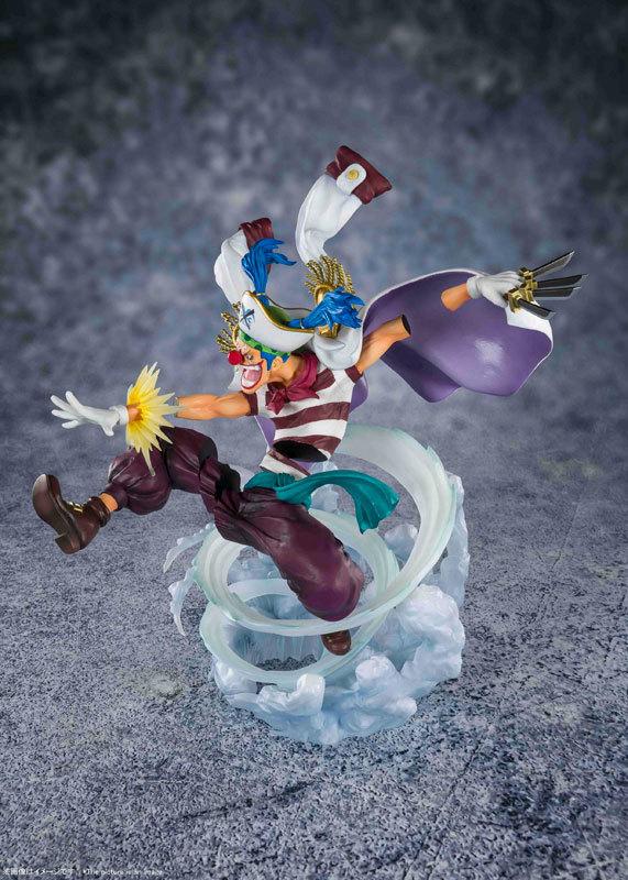 フィギュアーツZERO[EXTRA BATTLE]道化のバギー -頂上決戦-FIGURE-056273_03