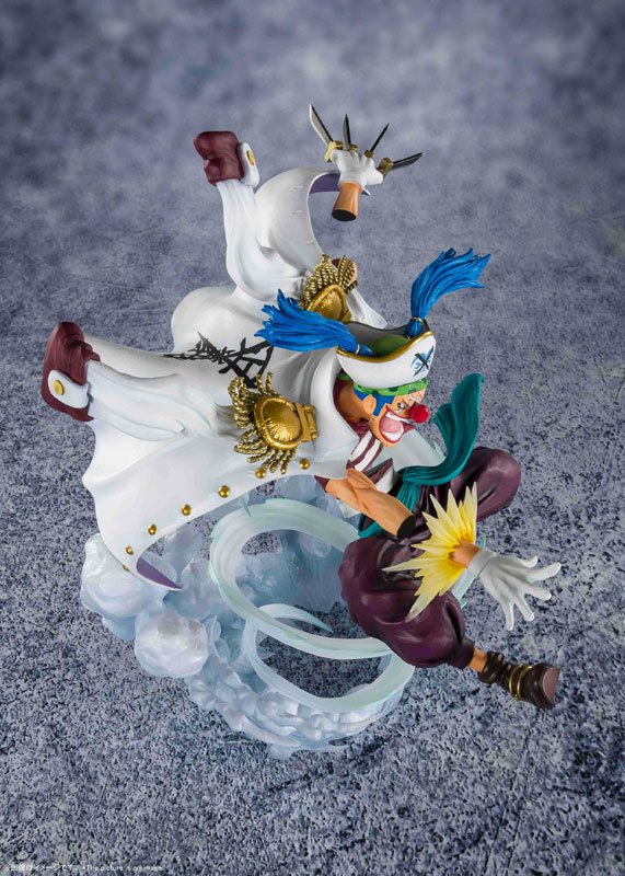 フィギュアーツZERO[EXTRA BATTLE]道化のバギー -頂上決戦-FIGURE-056273_04