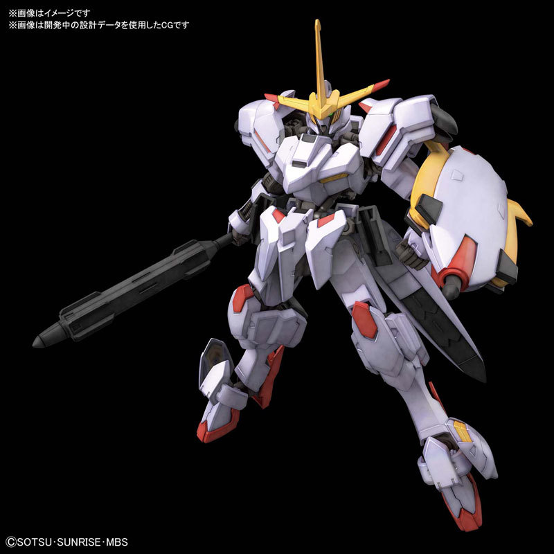 HG 1144 ガンダム端白星 プラモデルTOY-GDM-4889_01
