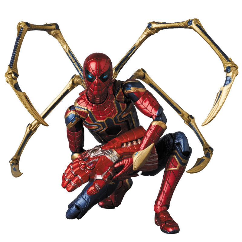 マフェックス MAFEX IRON SPIDER (ENDGAME07