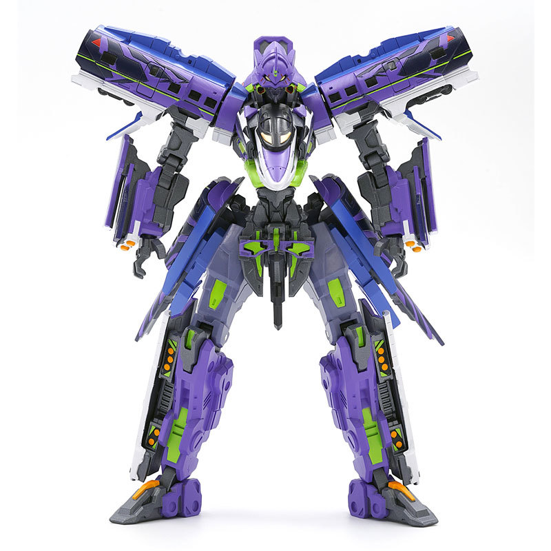 リボルテック EVANGELION EVOLUTION EV-20 シンカリオン 500 TYPE EVAFIGURE-055470_02