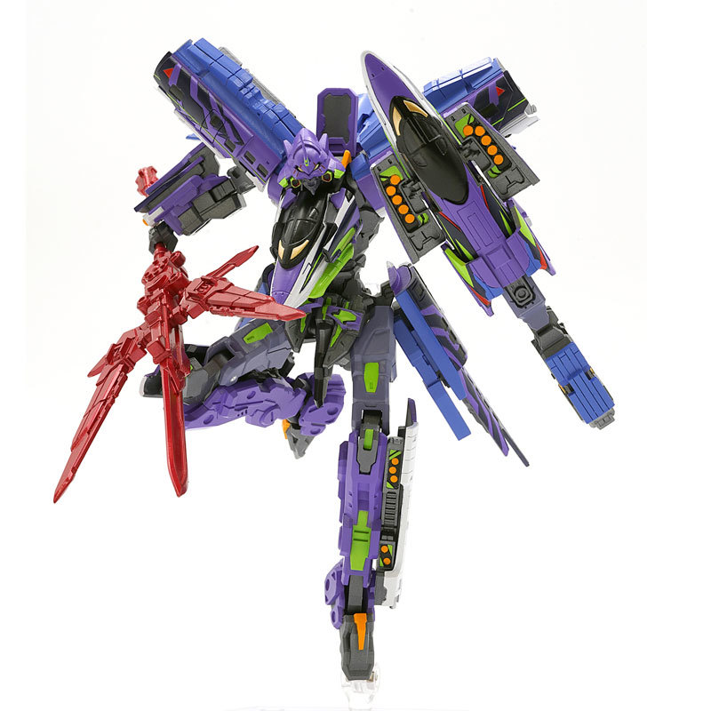 リボルテック EVANGELION EVOLUTION EV-20 シンカリオン 500 TYPE EVAFIGURE-055470_04