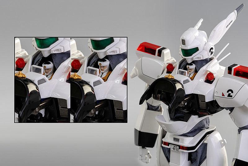 ロボ道 機動警察パトレイバー イングラム2号機_3号機 コンパチブル・セット 135 可動フィギュアFIGURE-057907_07