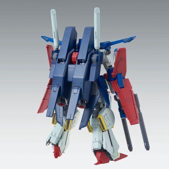 MG 強化型ダブルゼータガンダム 強化型拡張パーツ13