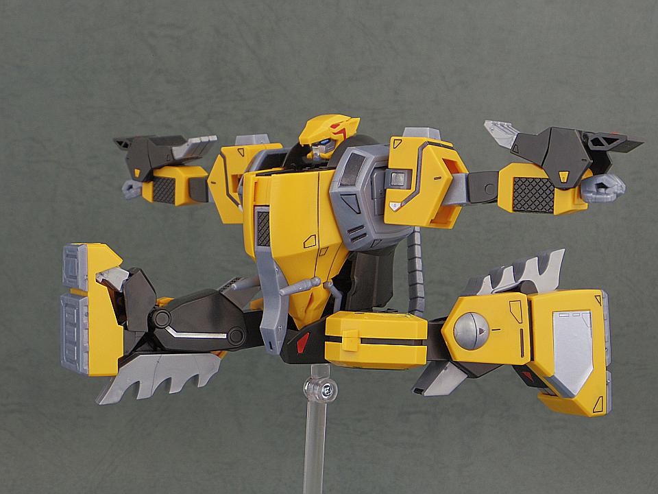 スーパーミニプラ 黒獅子77