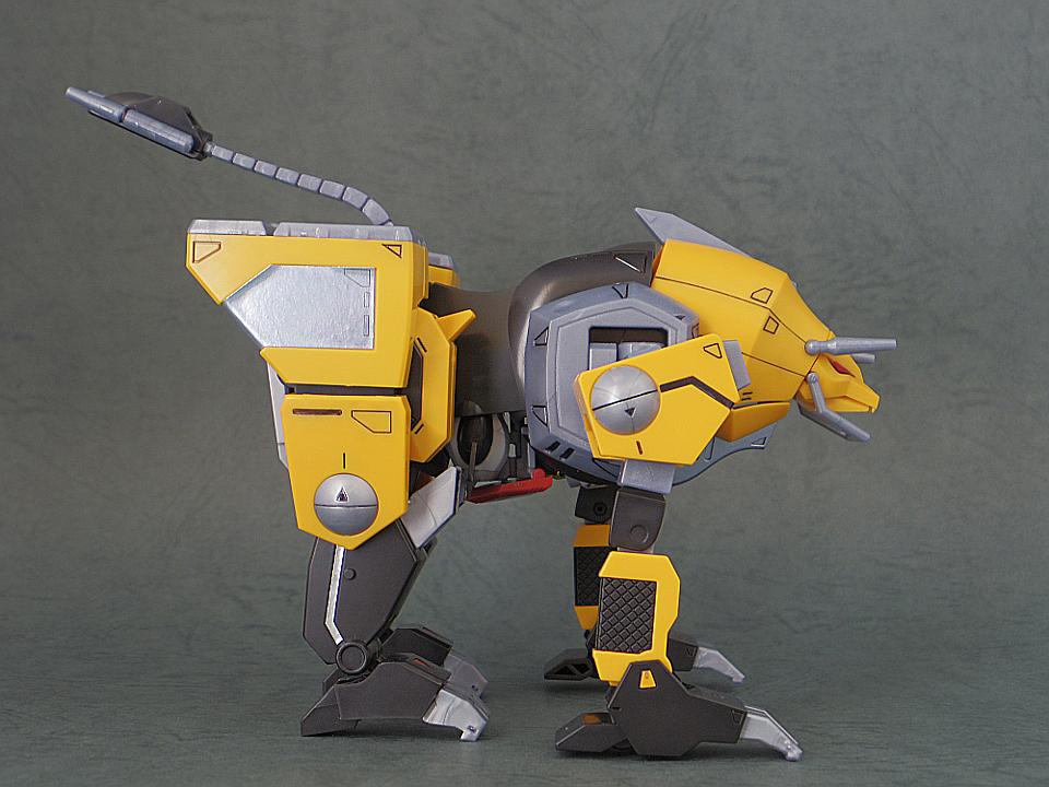 スーパーミニプラ 黒獅子114
