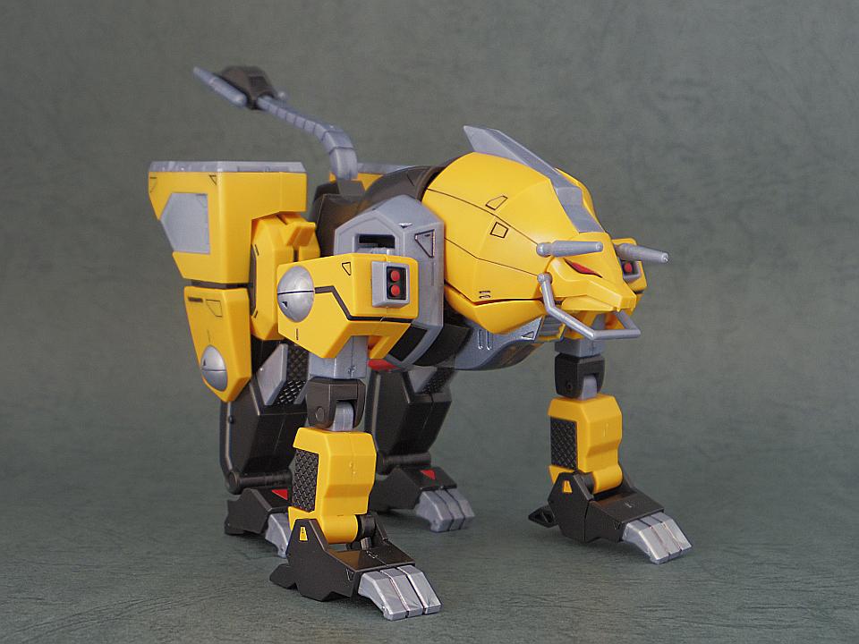 スーパーミニプラ 黒獅子115