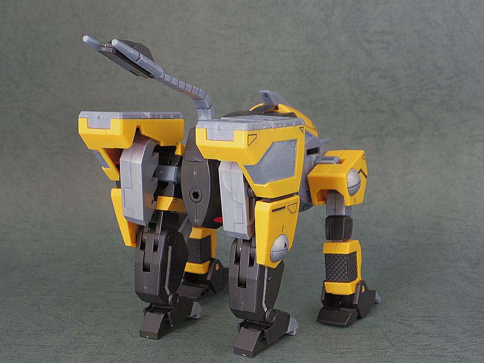 スーパーミニプラ 黒獅子116